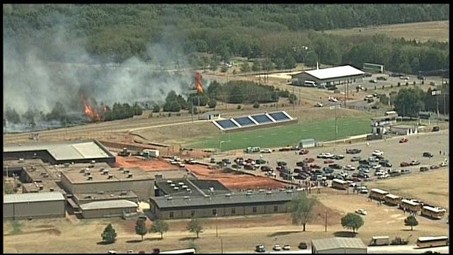 Noble Schools Dismiss Early Due To Fires