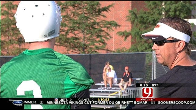 OSU Still Addressing Concerns About Offense's Tempo