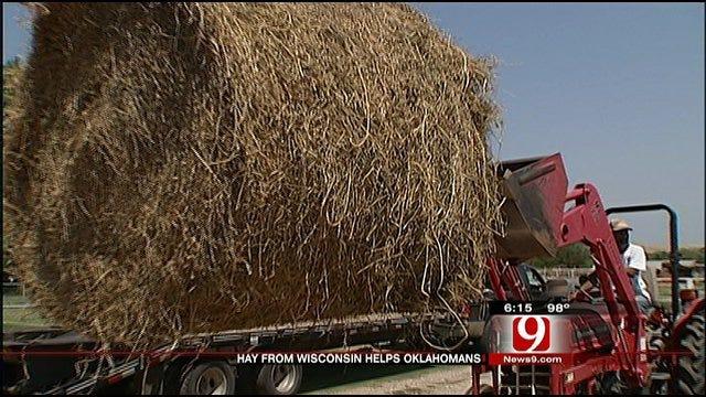 Family Farm Defenders Send Hay To Oklahomans In Need