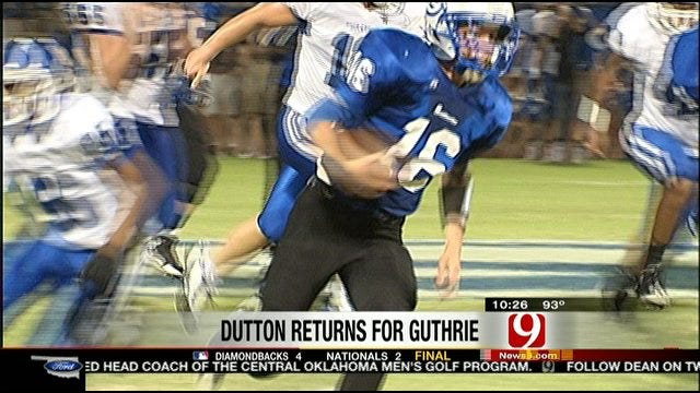 Preseason Blitz: Guthrie Bluejays