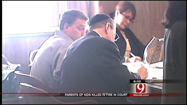 Dunham Hearing Resumes In Del City Fire Deaths