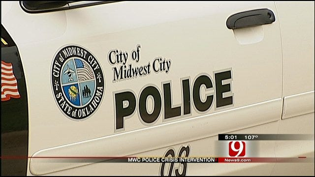 Midwest City Police Trained In Crisis Intervention