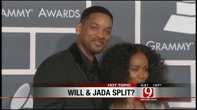 Hot Topics: Will And Jada Smith Split?
