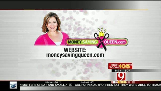 Money Saving Queen's Inexpensive 'Pick-Me Up'