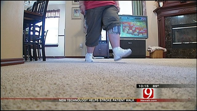 New Technology Helps Oklahoma Patients Walk Again