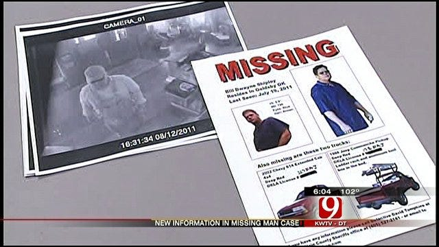 Police Seek Person Of Interest In Goldsby Missing Man Case