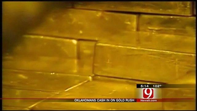 Oklahomans Join Modern-Day Gold Rush