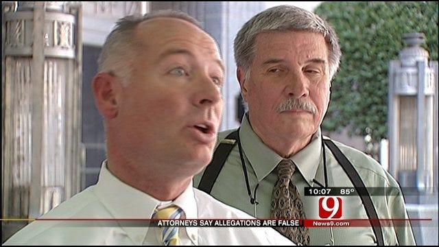 Bond Motion Filed For OKC Officer Accused Of Molestation