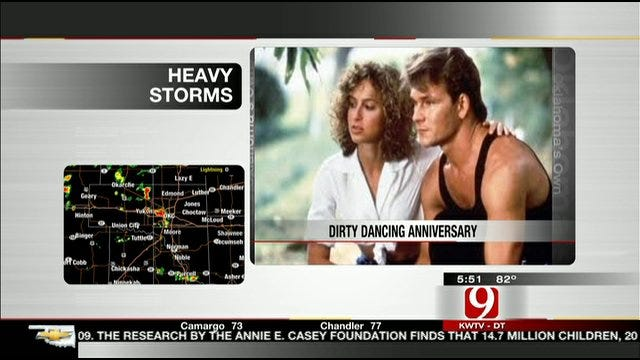 Magic 104 Wednesday: Sports Illustrated And Dirty Dancing