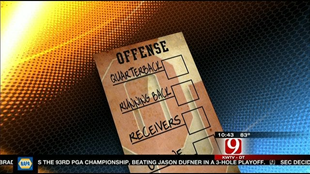 OU Report Card: Offense