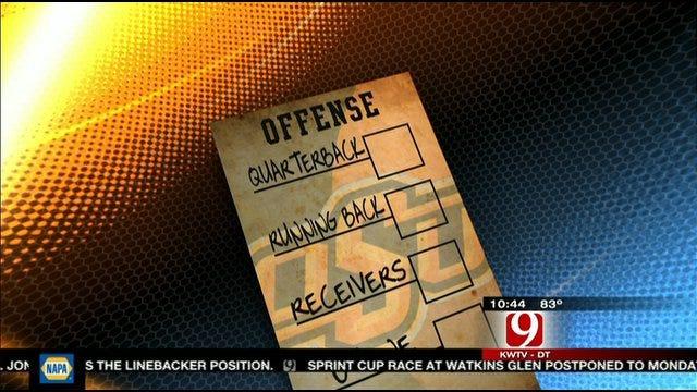 OSU Report Card: Offense