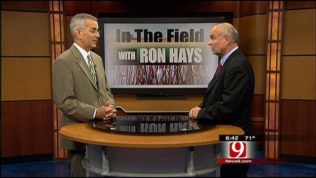In The Field With Ron Hays: Losses To Oklahoma Agriculture Due To Hot And Dry Summer