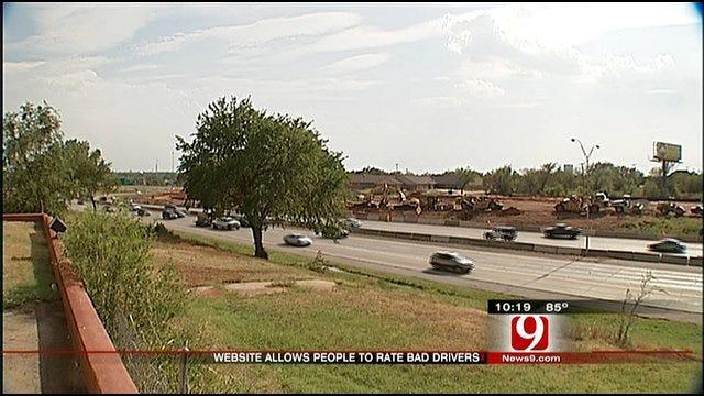 Website Lets Oklahomans Tag Bad Drivers