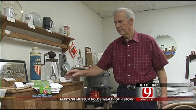 Mustang Museum Holds Wealth Of History