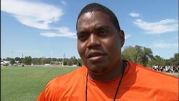 Douglass Head Coach Willis Alexander