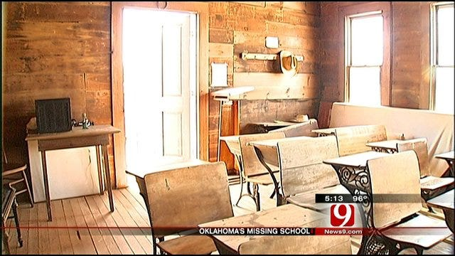 Chickasha Preserves Secret School