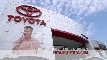 Fowler Toyota: Summer Clearance Event
