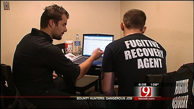 OKC Bounty Hunters Speak Out After 'Bounty Boys' Terrorized Innocent Family