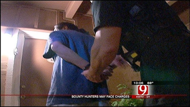 Police ID Bounty Hunters In MWC Incident
