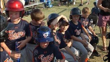 Little Blitzers: Guthrie Tigers
