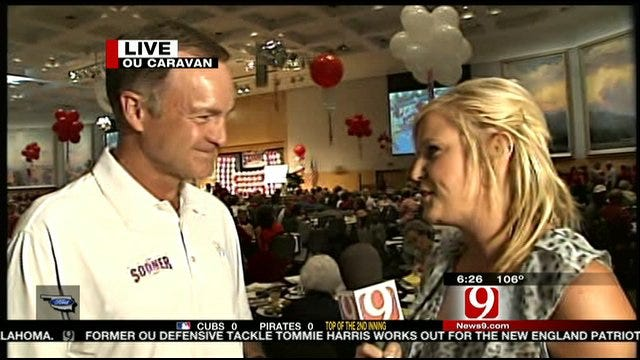 One-on-One: Jessica Coody With Lon Kruger