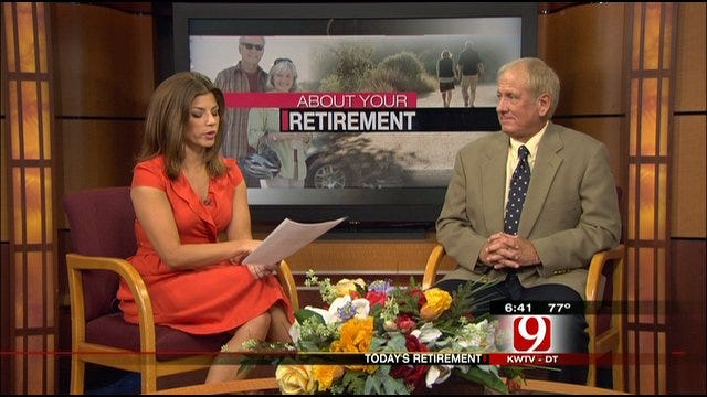 About Your Retirement: Jim McWhirter Answers Viewer Questions About Retirement Issues