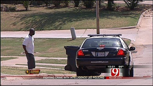 OKC Police Target Gangs With Intelligence-Led Policing