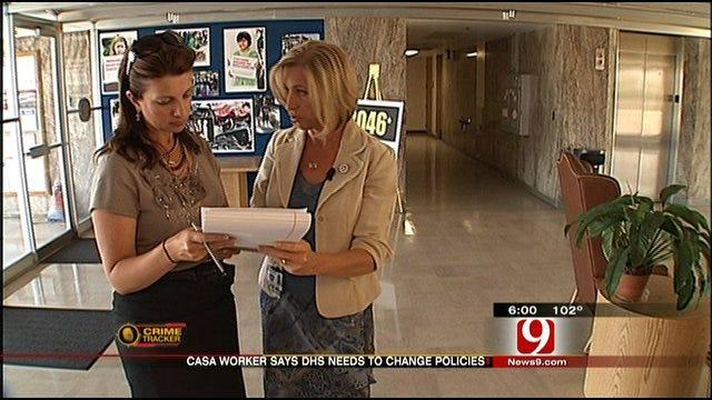 Child Neglect Cases Down In Oklahoma Despite Recent Cases