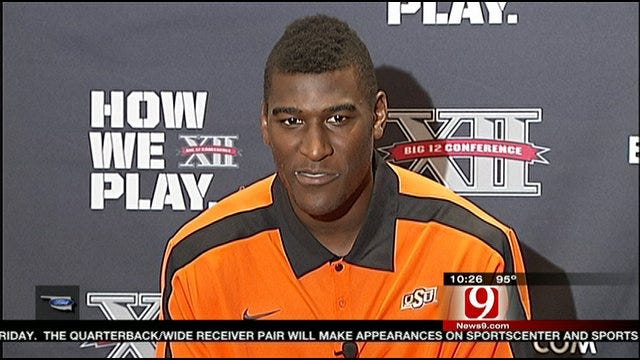 Justin Blackmon Talks About Improving His Game