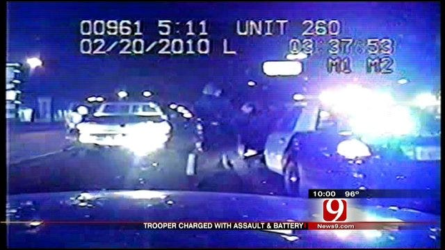 Trooper Charged In 2010 Assault Of Handcuffed Prisoner