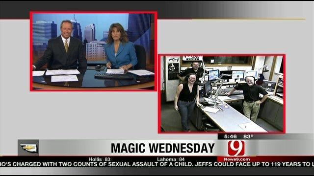 Magic 104 Wednesday: College Football And Bad Drivers