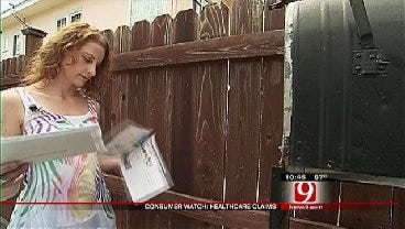 Consumer Watch: Mistakes On Medical Bills