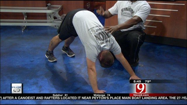 No Excuses Tuesday: Yoga-Based Exercises