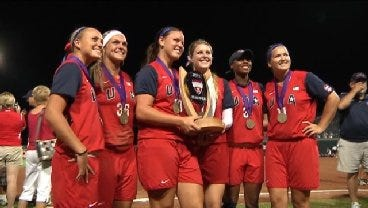 Ricketts And Shults Talk About World Cup Win
