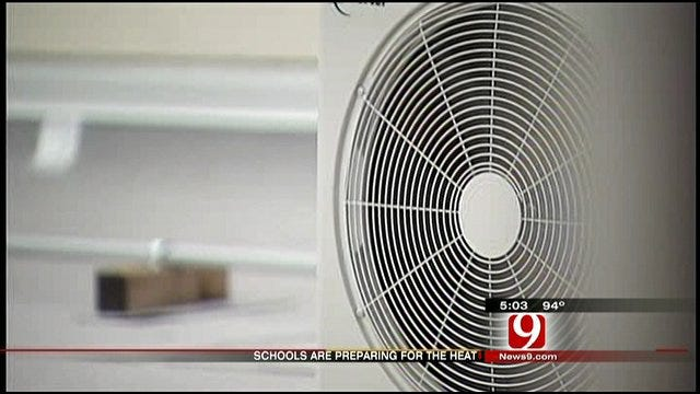 Keep OKC Students Safe From Heat When Going Back To School