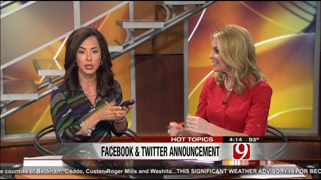Monday Hot Topics: Facebook Addict, Jaywalking Mom