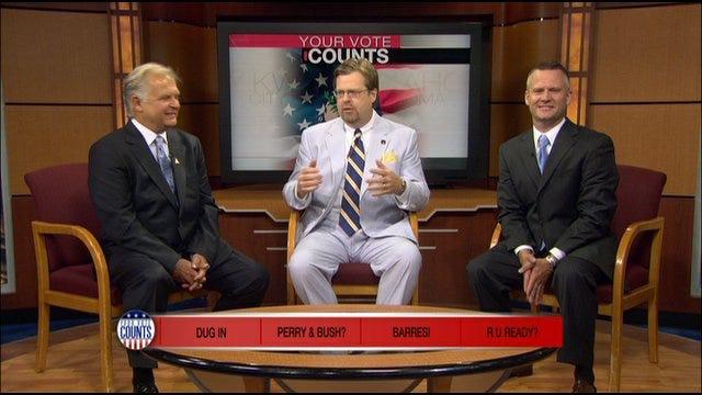 Your Vote Counts: Debt Limit, Same-Sex Marriage Legal, Janet Barresi