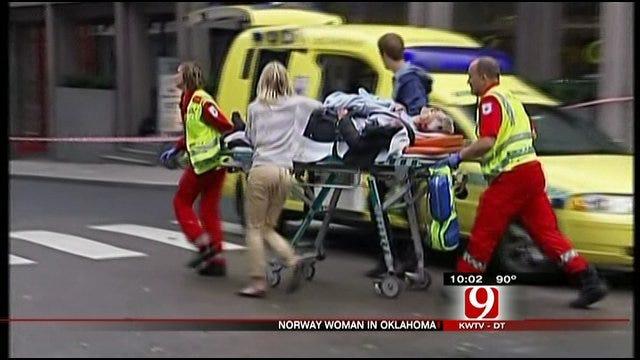 Norway, Oklahoma Bombings Familiar For Norwegian Native