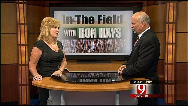 In The Field With Ron Hays: Teachers Take Bus Tour At 'Agriculture In The Classroom' State Conference