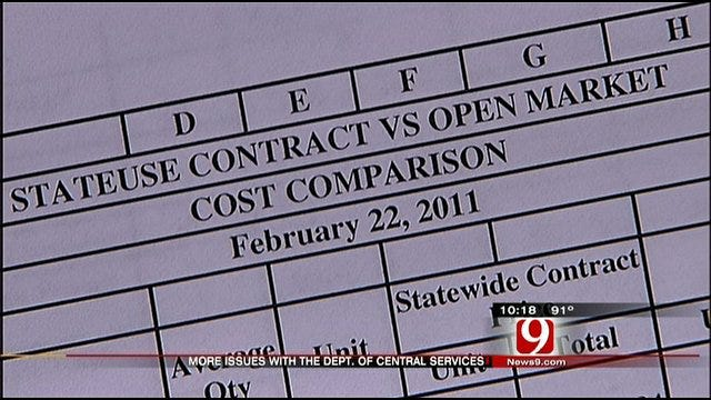 More Complaints About Overspending By State Agency
