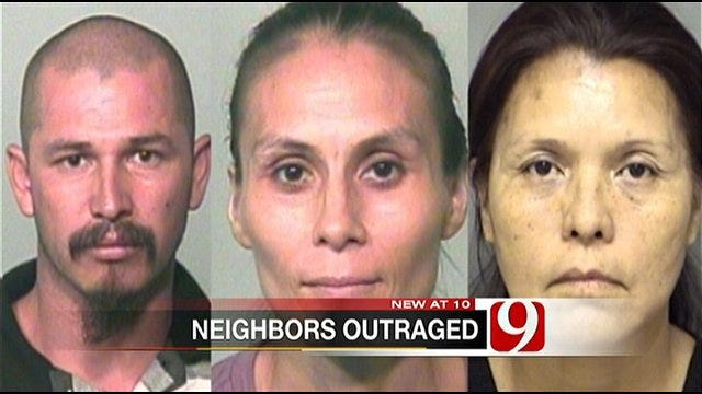 Three Arrests Made In OKC Malnourished Child Abuse Case