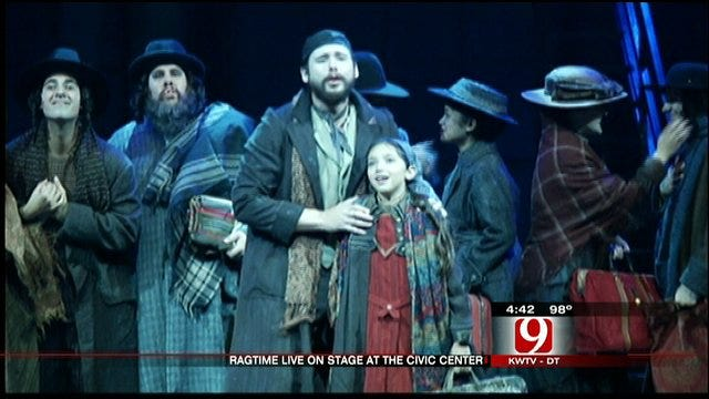'Ragtime' Now Playing On Stage In OKC