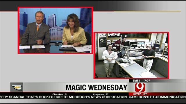 Magic 104 Wednesday: The NFL, The NBA And A Hero Dog