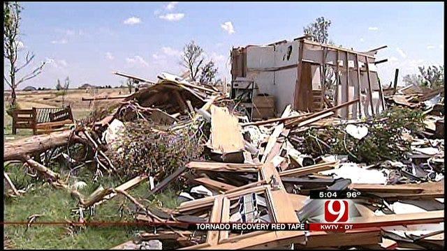 Piedmont Family Struggles With Tornado Damage To Home, Bank Won't Reimburse