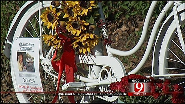 Cyclists Still Looking For Answers In Cyclist's Death