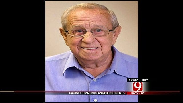 Ada Committee Chair Makes Racially-Charged Comments