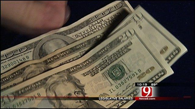 OIT: Are Oklahoma Legislators Paid Too Much?