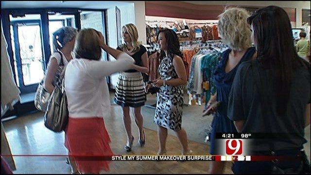 Style My Summer Winner Stephanie Melton Ambushed