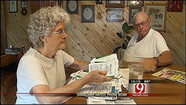 Consumer Watch: Phone Scam Preys On Elderly