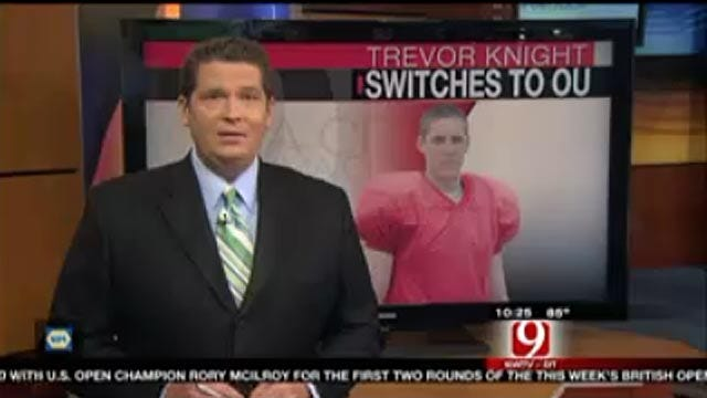 Trevor Knight Switches Commitment To OU